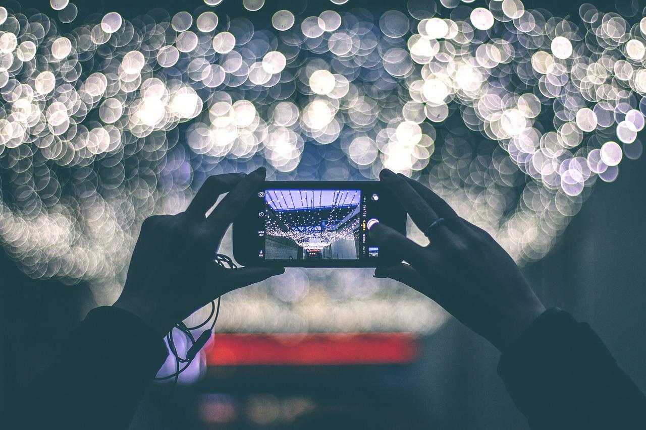 Achetez un light ring pour prendre de belles photos